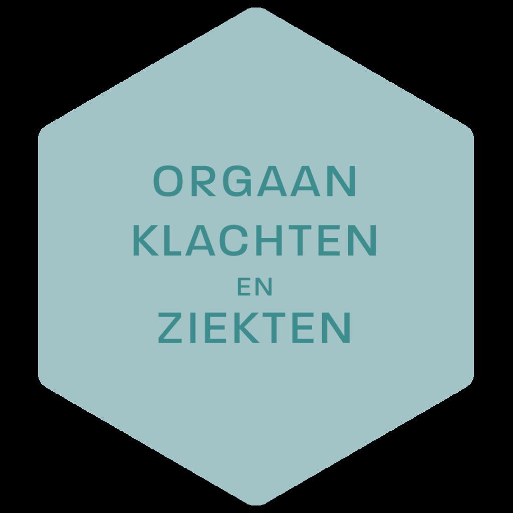 Orgaan klachten en ziekten voetreflex helpt